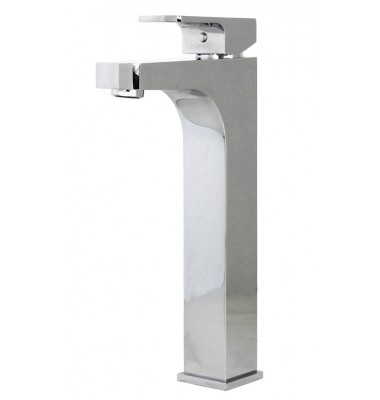 Lewis Polished Chrome Bathroom Vessel Sinke Single Hole Faucet