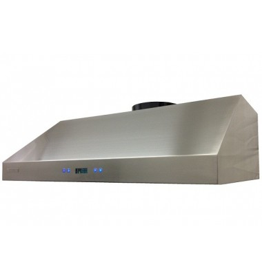 XtremeAIR 36 Inch Under Cabinet Mount Stainless Steel Range Hood 900 CFM PX11-U36