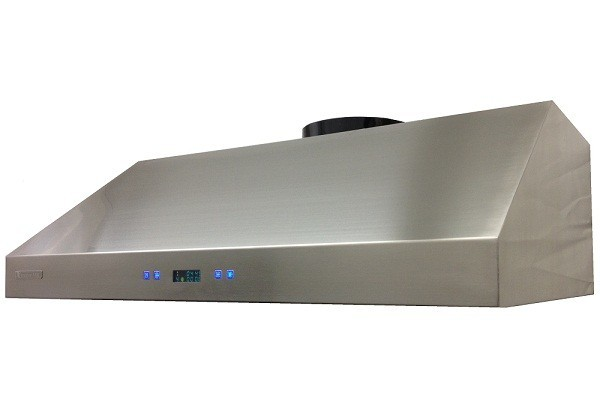 XtremeAIR 30 Inch Under Cabinet Mount Stainless Steel Range Hood 900 CFM PX11