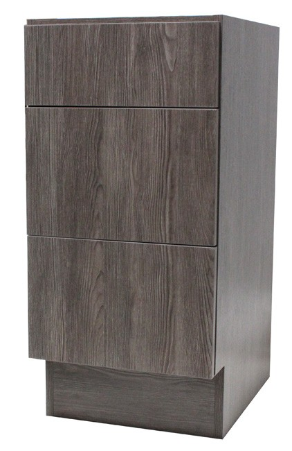 15 Inch Bathroom Vanity 15 inch european design bathroom vanity 3-drawer cabinet base