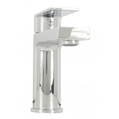 Anna Polished Chrome Bathroom Vessel Sinke Single Hole Faucet