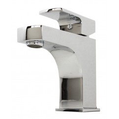 Lowa Polished Chrome Bathroom Vessel Sinke Single Hole Faucet