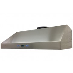 XtremeAIR 30 Inch Under Cabinet Mount Stainless Steel Range Hood 900 CFM PX11-U30