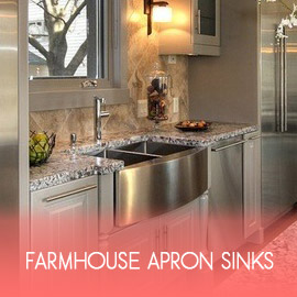 Browse Our Stainless Steel Kitchen Sink Categories