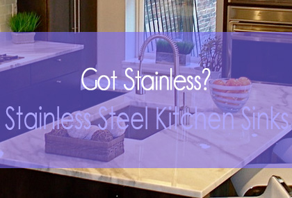 Premium Stainless Steel Kitchen Sinks